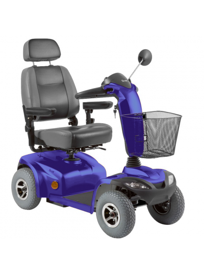 Scooter Scott X até 136kg Azul Metálico Ottobock