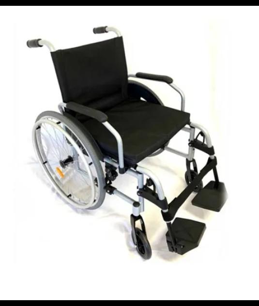 Cadeira de Rodas Dobrável Alumínio Start C1 Economy Polior