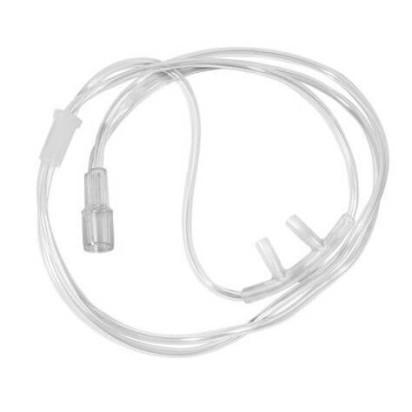 Cateter Tipo Óculos de Silicone Flexível com 2 Metros Salter Labs