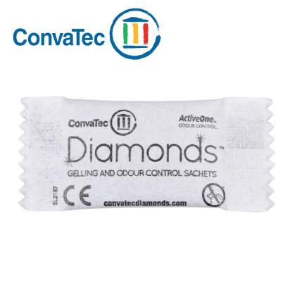 Diamonds Sachês Convatec para Controle do Odor