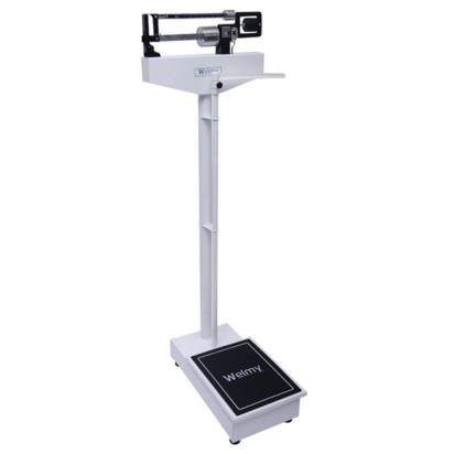 Balança Welmy Antropométrica Mecânica 150 Kg - 110CH