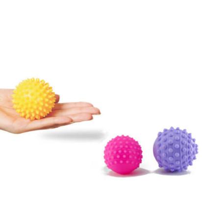 Bolinha Fisioterapia com Escamas