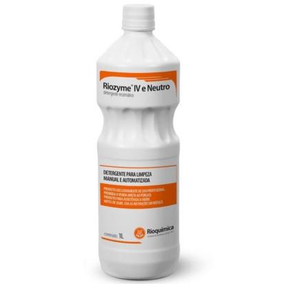 Detergente Enzimático Riozyme IV Enzimas e Neutro 1000ml