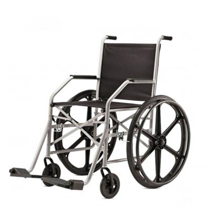 Cadeira de Rodas 1009 Nylon Jaguaribe Pneu Inflável