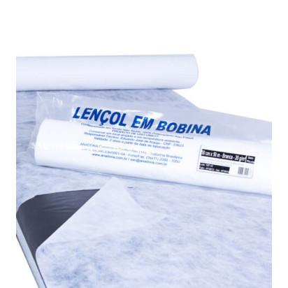 Lençol Polipropileno Rolo 0,70x50m com Picote Anadona