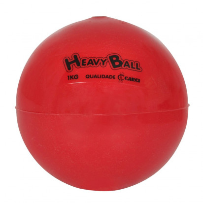 Bola Heavy Ball Carci 1 kg Borracha