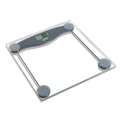 Balança de Banheiro Digital Vidro 150kg Glass 10 G-Tech