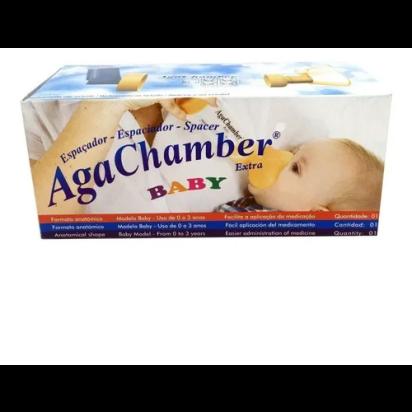 Espacador para medicação Baby  Agachamber  - Casa Médica
