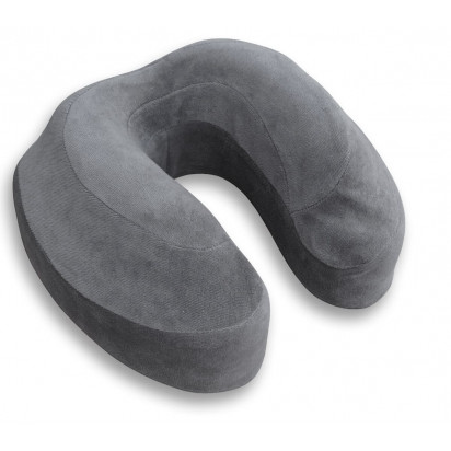 Super Neck Pillow Cor Grafite 13x24x25cm Perfetto