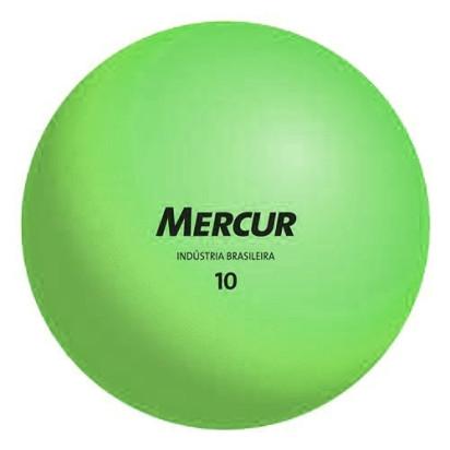 Bola de Borracha N°10 350g Verde Mercur