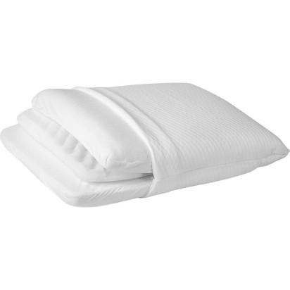 Travesseiro No Allergy Silicomfort Alto Ref. WC2047 Fibrasc