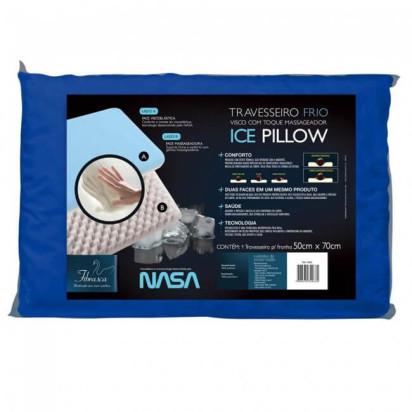 Travesseiro Ice Pillow 50x70cm Ref. WC2078 Fibrasca