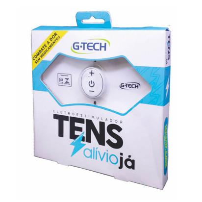 Tens Eletroestimulador Portátil Alívio de Dores Musculares GTECH