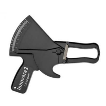 Plicometro Innovare Preto Completo Cescorf