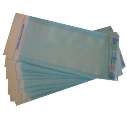 Embalagem para Esterilização 9x26cm com 20 Envelopes PackGC