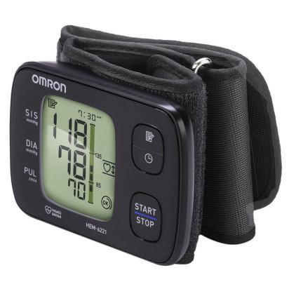 Aparelho de Pressão Omron Adulto Digital Automático Pulso Elite HEM-6221BR