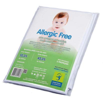Capa para Travesseiro Anti-alérgico 30X40cm