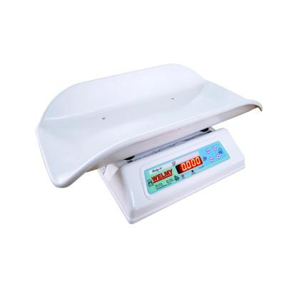 Balança Welmy Pediátrica Digital Eletrônica 15 Kg Polipro 109-E