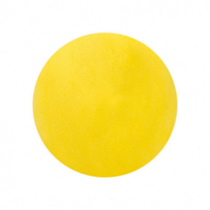 Bola de Borracha N°10 350g Amarelo Mercur