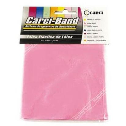 Carci Band 1,5 Metros rosa