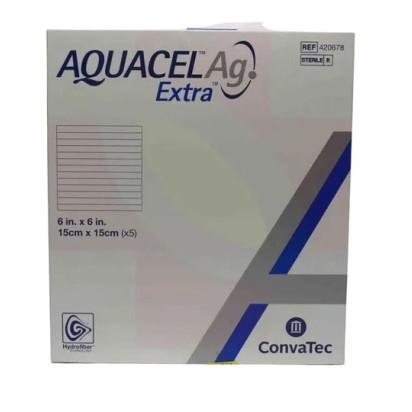 Aquacel AG sem Adesivo 15X15 Convatec