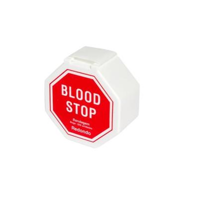 Blood Stop Bandagem Anti Séptica com 200 Unidades