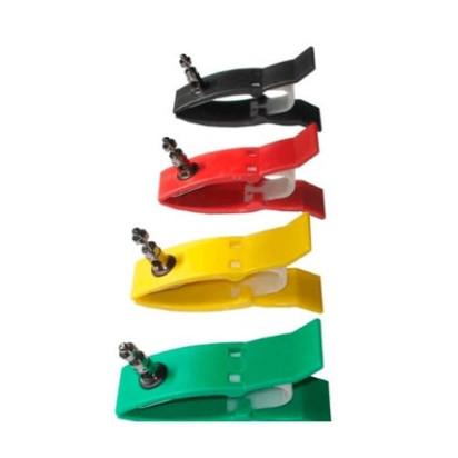 Eletrodo de Membro Vartec Tipo Clips Infantil Colorido