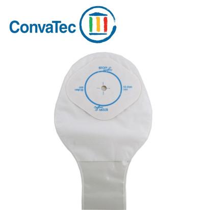 Bolsa de Colostomia Drenável Recortável Infantil 8-50mm