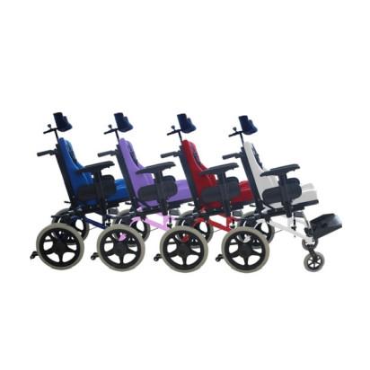 Cadeira de Rodas Conforma Tilt Reclinável com Apoio Postural Ortobras