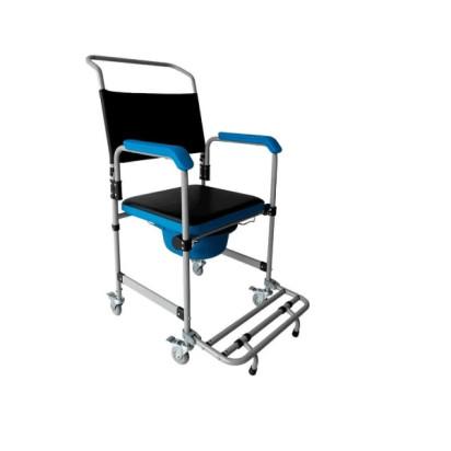 Cadeira de Banho Dobrável em Aço 150KG D50 Dellamed