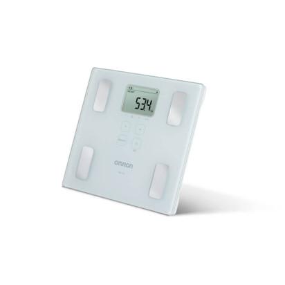 Balança de Banheiro Digital com Bioimpedância HBF-214la Omron