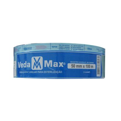 Embalagem Tubular para Esterilização 50mm x 100m