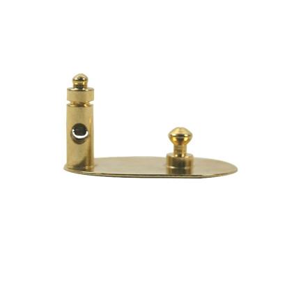 Eletrodo de Membro Vartec com Parafuso Adulto Ouro
