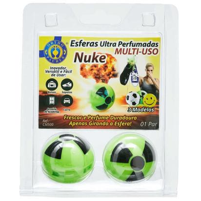 Esferas Ultra Perfumadas Multi-Uso Ortho Pauher