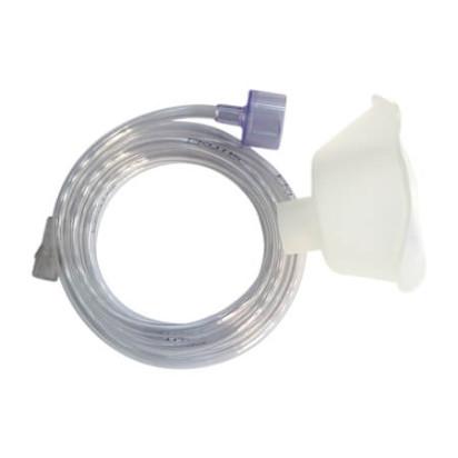 Extensão Plástica 1,50m para Umidificador Infantil com Máscara Ref. 4005 Protec