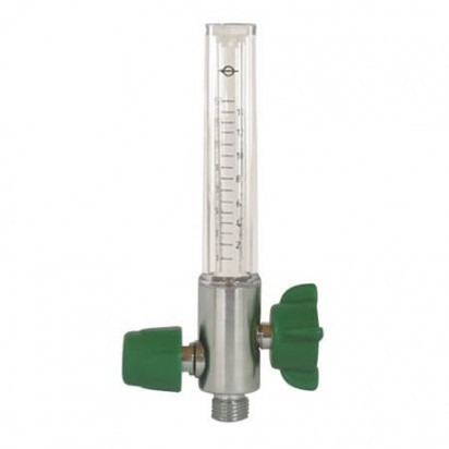 Fluxômetro 0-15 LPM Fêmea para O2 Ref. 4042 Protec