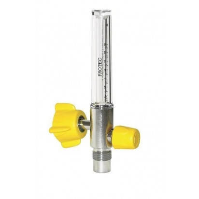 fluxometro 0-15 lpm femea p/ar Protec