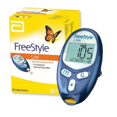 Aparelho de Glicemia Freestyle Lite Abbott