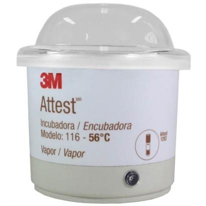 Incubadora Attest 116 48H vapor 3M