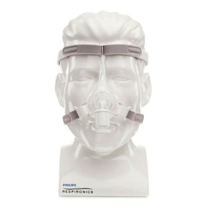 Máscara para CPAP Nasal Pico com Apoio de Cabeça Philips Respironics