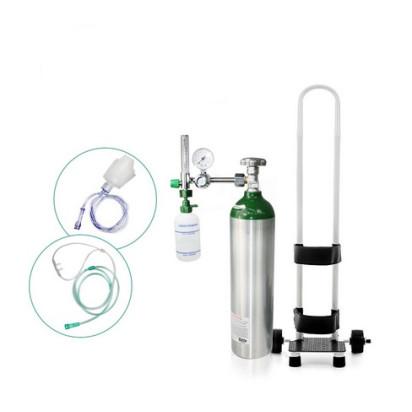 Aparelho de oxigenio cilindro 3LT Completo Protec