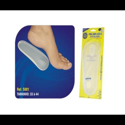 Palmilha 3/4 para Compensação 5mm Ortho Pauher Direita