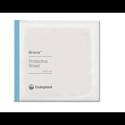 Placa protetora de pele p/ostomia 15x15 COLOPLAST