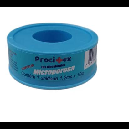 Micropore 1,2x10 com Capa - Procitex