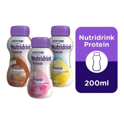 Nutridrink Protein 200ml Danone