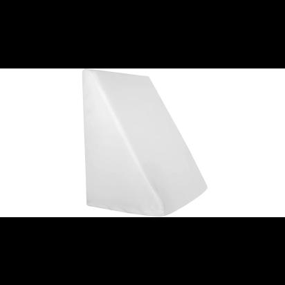 Encosto Ortopedico Confort 45x65x30 C/Capa Branca