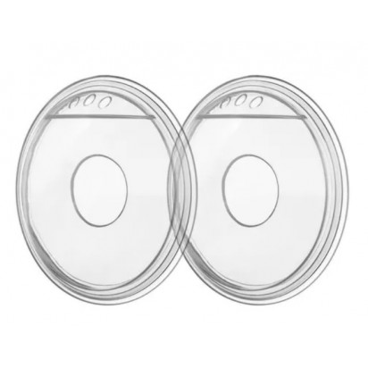 Concha Para Seios Base Flexível  (par) - Tira Leite Matern Milk