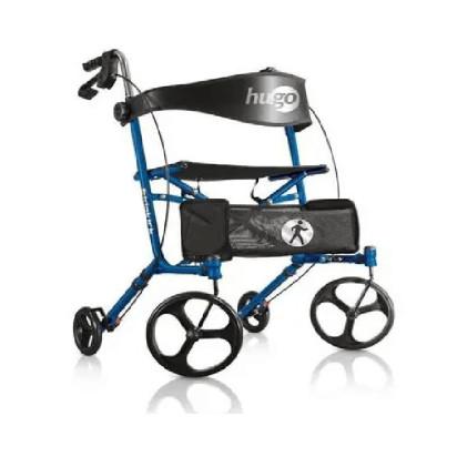 Andador Sidekick Rolling Assento Azul NCS