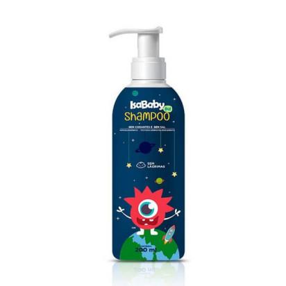 Shampoo Infantil Bu Azul 200Ml IsaBaby | Casa Médica