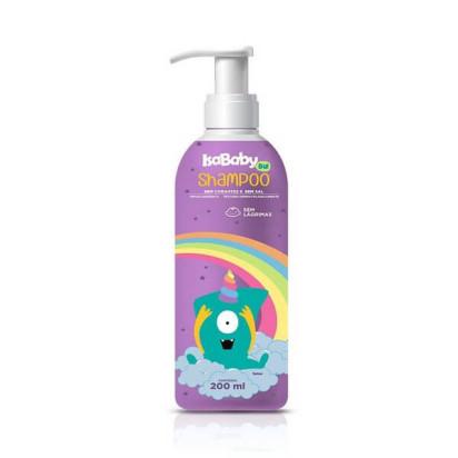 Shampoo 200Ml Bu Lilas Isababy